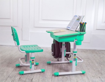fundesk capri green в интерьере